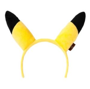 ピカチュウの耳(カチューシャ)