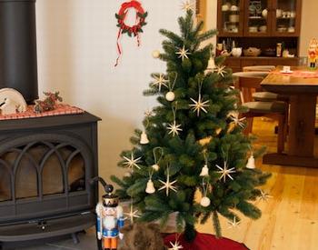 クリスマスパーティー飾り付け(ツリー)